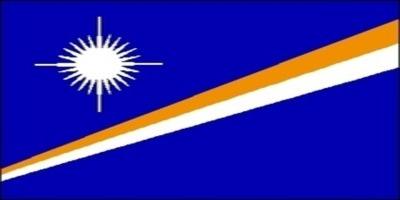 国旗:マーシャル