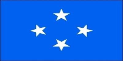 国旗:ミクロネシア